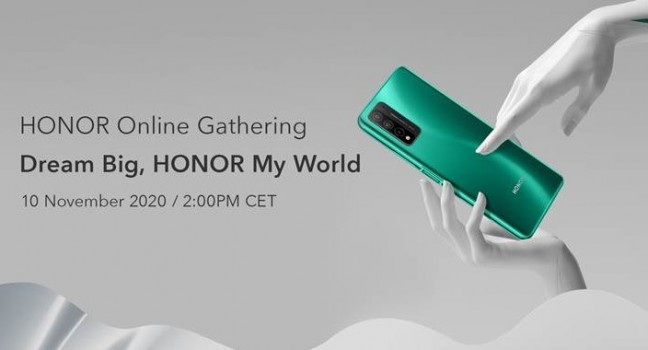 Honor Globaler Start von 10X Lite